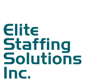 Logo Elite Staffing solutions inc.